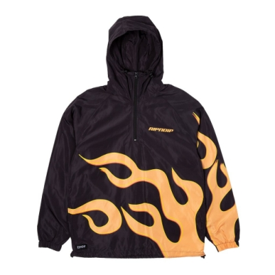 RIPNDIP FLAMING HOT ANORAK JACKET 風衣外套