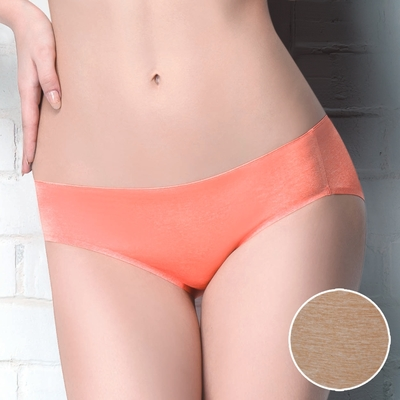 莎薇 b.tempt d T-Shirt Bra M-LL低腰三角褲(膚) 柔軟光滑-無痕舒適