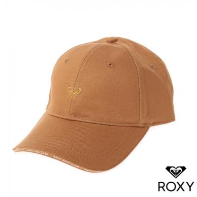 【ROXY】SURF CLUB CAP 帽子 咖啡