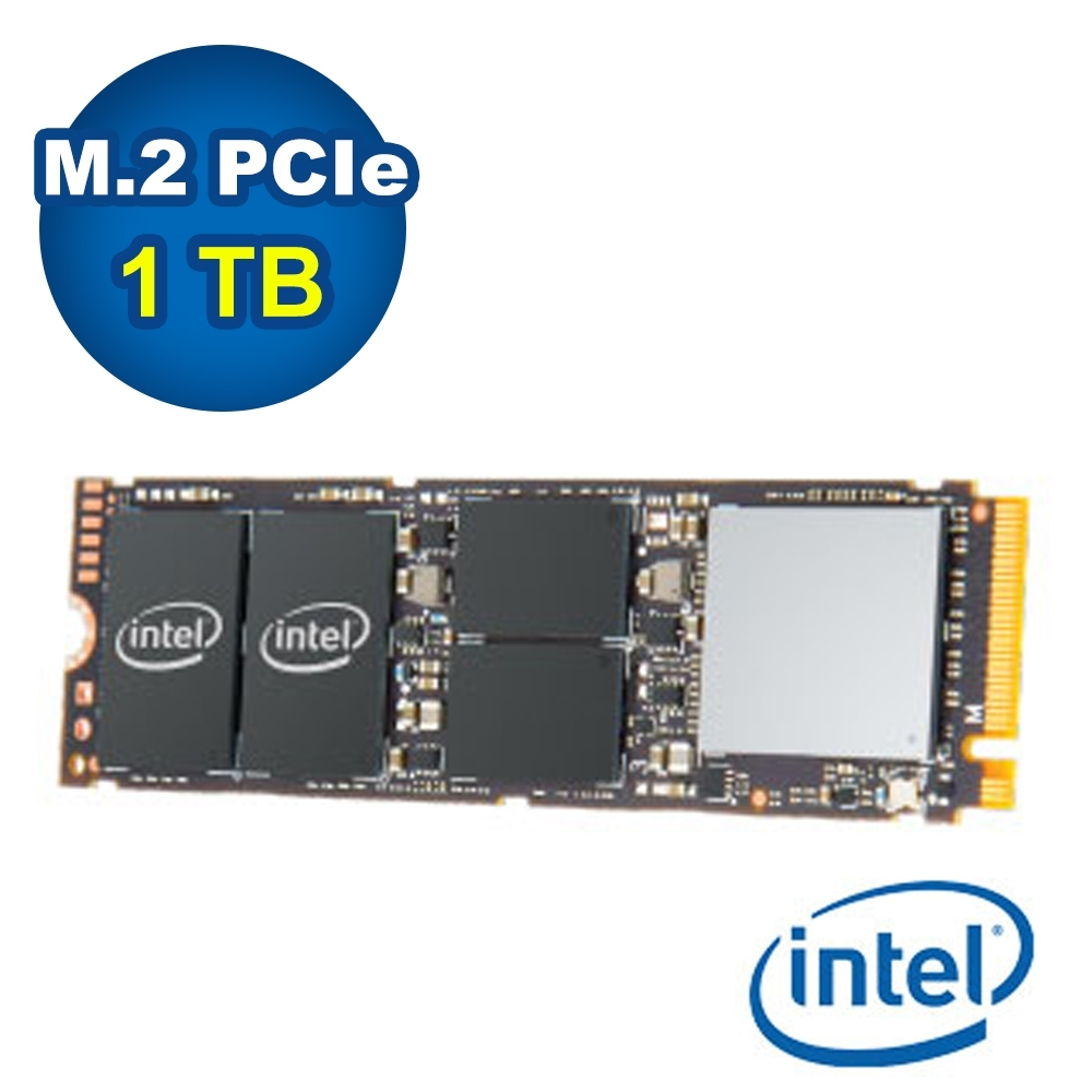 Intel 英特爾 660P系列 1TB M.2 2280 PCI-E SSD 固態硬碟