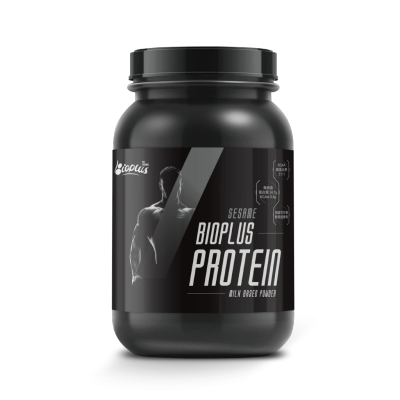 BioPlus Protein 乳清蛋白(芝麻) - 2.56 KG/桶