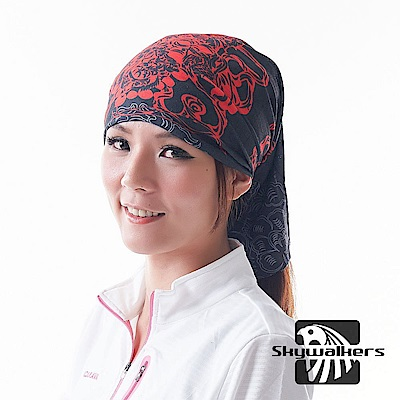 Skywalkers《廣目天王》魔術頭巾