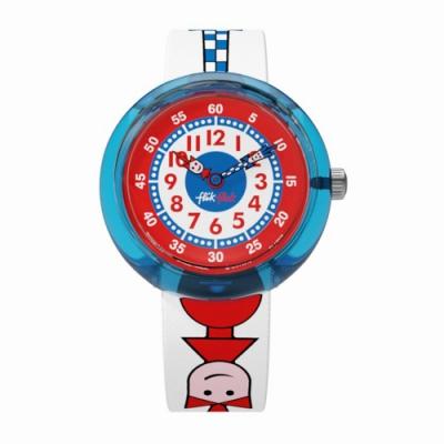 FLIKFLAK 兒童錶 TICKING RIGHT -31.85mm