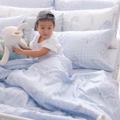 OLIVIA 魔法森林 標準單人床包涼被三件組 230織天絲TM萊賽爾 台灣製