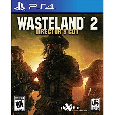 荒野遊俠 2 導演版 Wasteland 2 -PS4英文美版