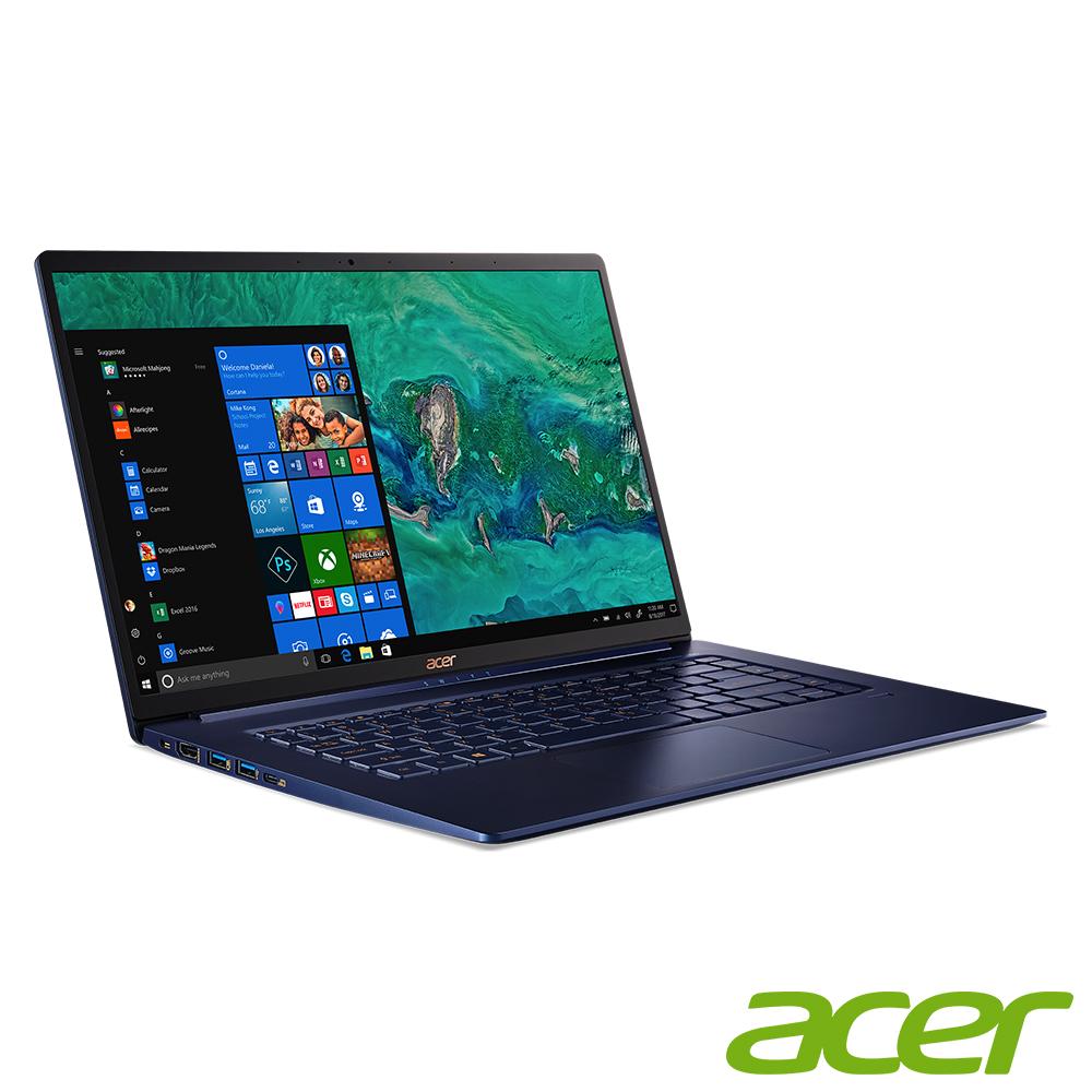 Acer SF514-53T-73HN14吋輕薄筆電(i7-8565U/8G/512G/