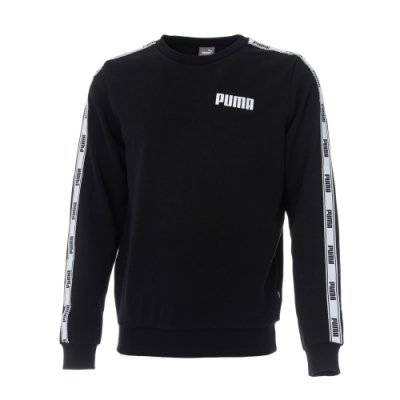 【PUMA官方旗艦】基本系列Tape圓領衫 男性 58675401