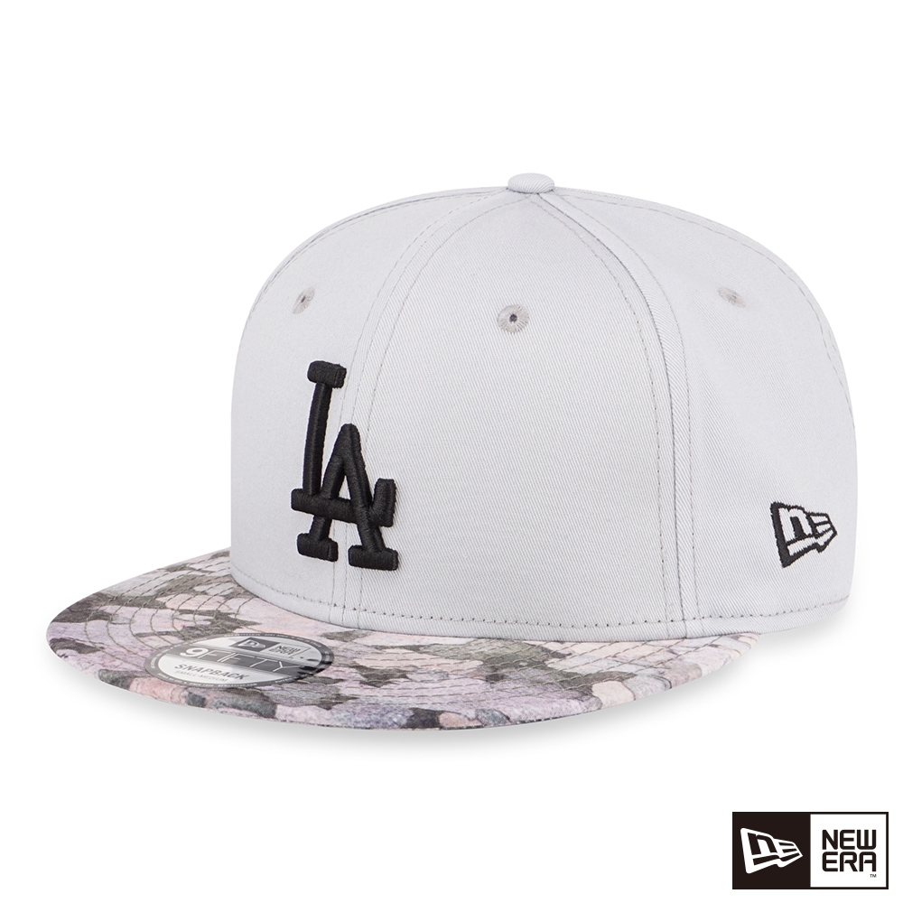 NEW ERA 9FIFTY 950 NATURE TREE BARK 道奇 灰 棒球帽