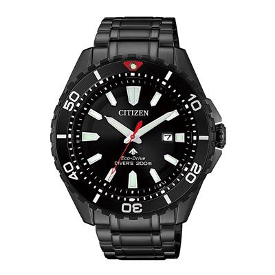 CITIZEN Promaster 光動能極致探索腕錶-黑-BN0195-54E-42mm @ Y!購物