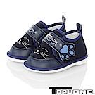 TOPUONE 輕量減壓寶寶學步嗶嗶童鞋-藍