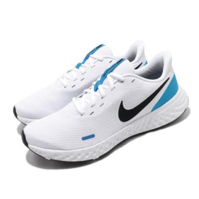 Nike 慢跑鞋 Revolution 5 運動 男鞋