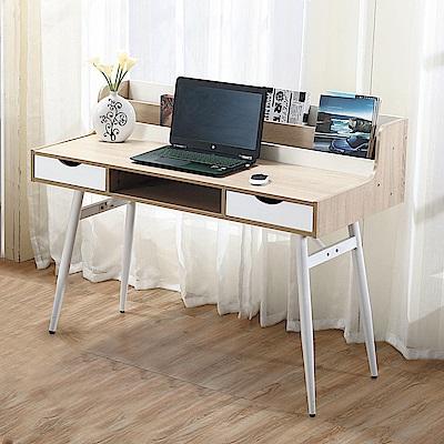 LOVE樂芙-鐵架書桌-寬120深60高76公分