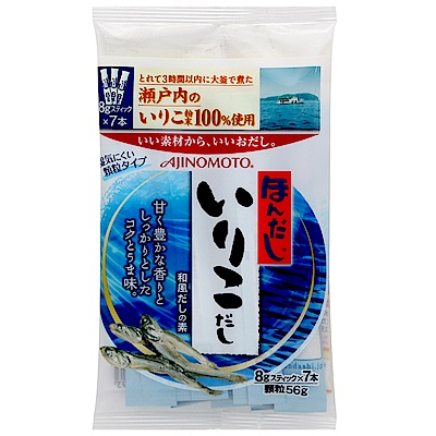 味之素 小魚風味調味粉(56g)