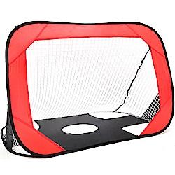 摺疊式二合一兒童足球門-贈送收納袋