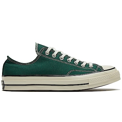 CONVERSE CHUCK 70 低筒休閒鞋 男女 綠色 168513C