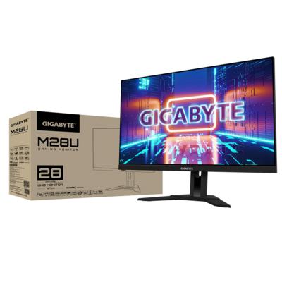 GIGABYTE 技嘉 M28U 28型IPS 4K高解析 電競螢幕(144hz/1ms/Type-C)