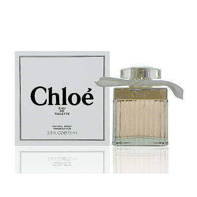 Chloe Eau de Toilette Spray 白玫瑰淡香水 75ml Test