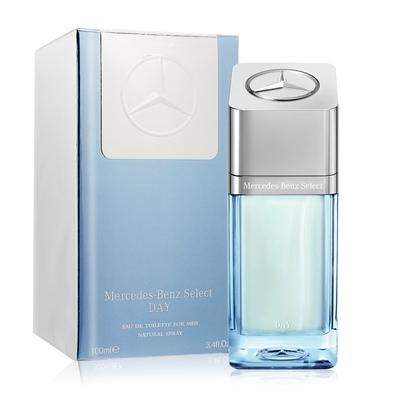 Mercedes Benz 賓士 Select DAY 日之耀男性淡香水100ml EDT-國際航空版