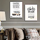 TROMSO 時尚無框畫-義大利悠活