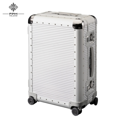 FPM MILANO BANK S Moonlight系列 27吋行李箱 月光銀