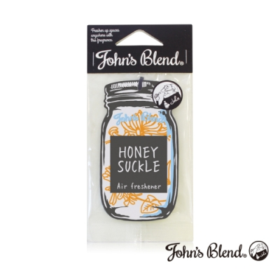 John's Blend 香氛掛片-忍冬花香