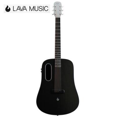LAVA ME PRO 電民謠吉他內建效果41吋 科技銀灰色款