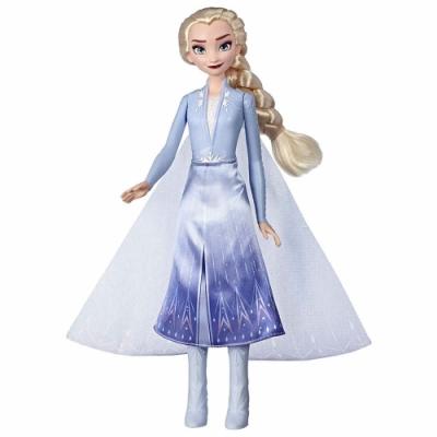 迪士尼公主系列 - 冰雪奇緣2 裙襬閃亮公主組(艾莎)