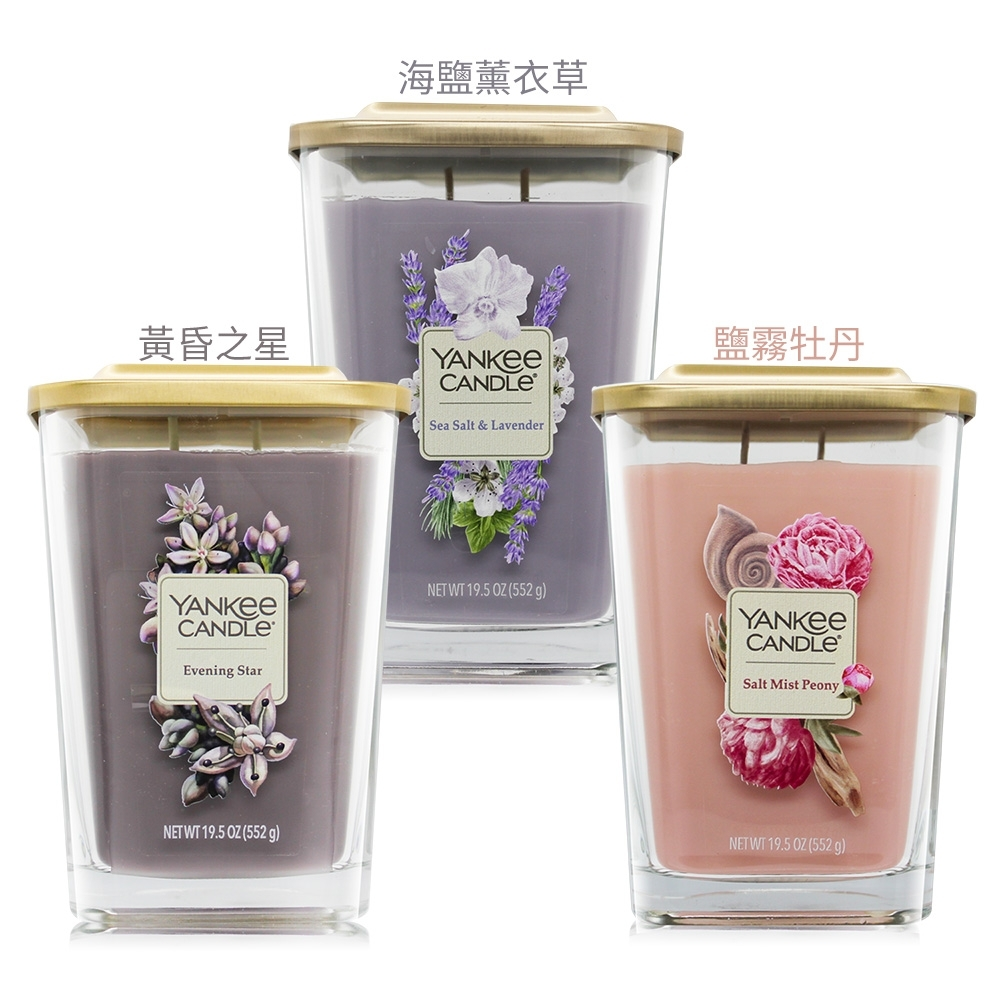 YANKEE CANDLE香氛蠟燭 552g方瓶-多款可選 product image 1