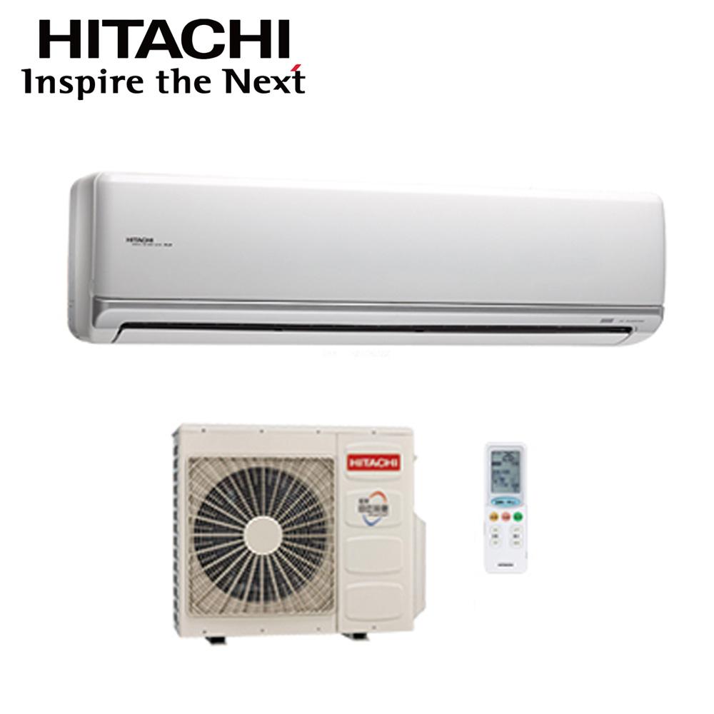 日立HITACHI 11-13坪頂級變頻單冷分離式冷氣RAC-90JK/RAS-90JK