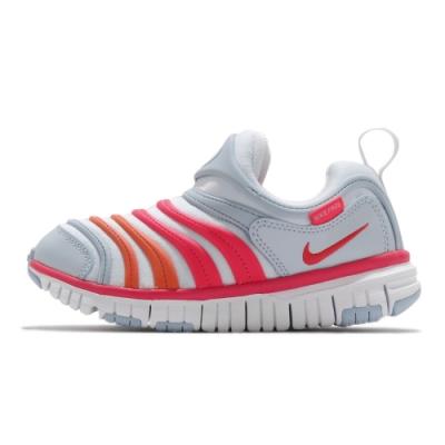 [時時樂限定75折] Nike Dynamo Free 中童 毛毛蟲鞋 (三款任選)(17-22cm)