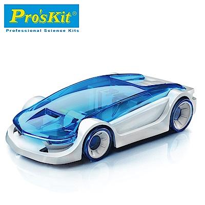 台灣製造Proskit寶工科學玩具 鹽水動力霹靂車GE-750
