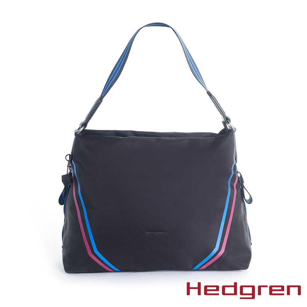 Hedgren 黑運動休閒肩背包 - HBOO 03  DRIVE