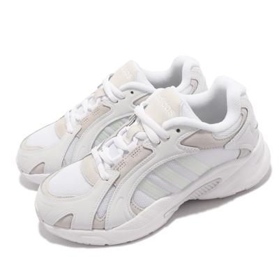 adidas Crazy Chaos Shadow 2 女鞋 愛迪達 慢跑鞋 環保材質 避震包覆 運動 白 GZ5445