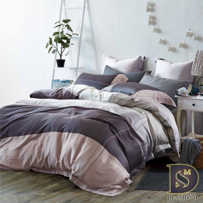岱思夢 加高天絲床罩六件組 特大6x7尺 純品