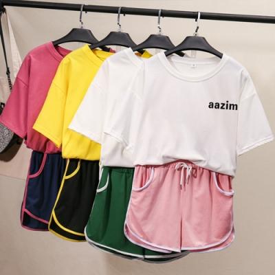 【韓國K.W】(預購)韓國氣息焦點套裝褲(共3色)