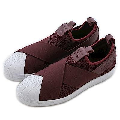 Adidas 愛迪達SUPERSTAR-籃球鞋-女