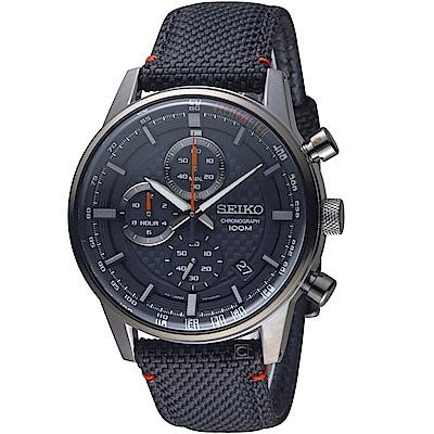 SEIKO精工CS縱橫城市時尚計時腕錶(SSB315P1)
