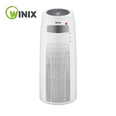 Winix空氣清淨機 TOWER QS 自動除菌離子+JBL藍芽音響 旗艦款