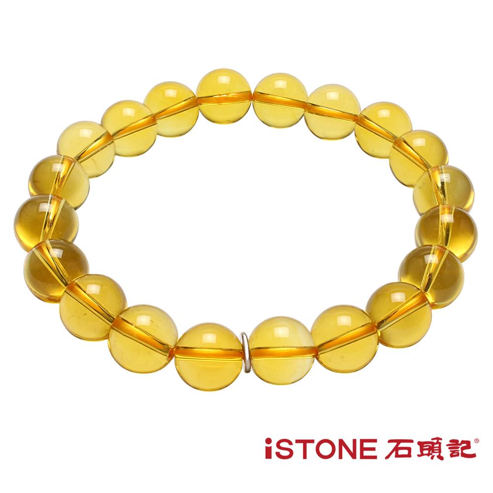 石頭記 黃水晶手鍊-品牌經典-10mm