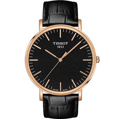 TISSOT天梭Everytime經典時尚腕錶(T1096103605100)42mm