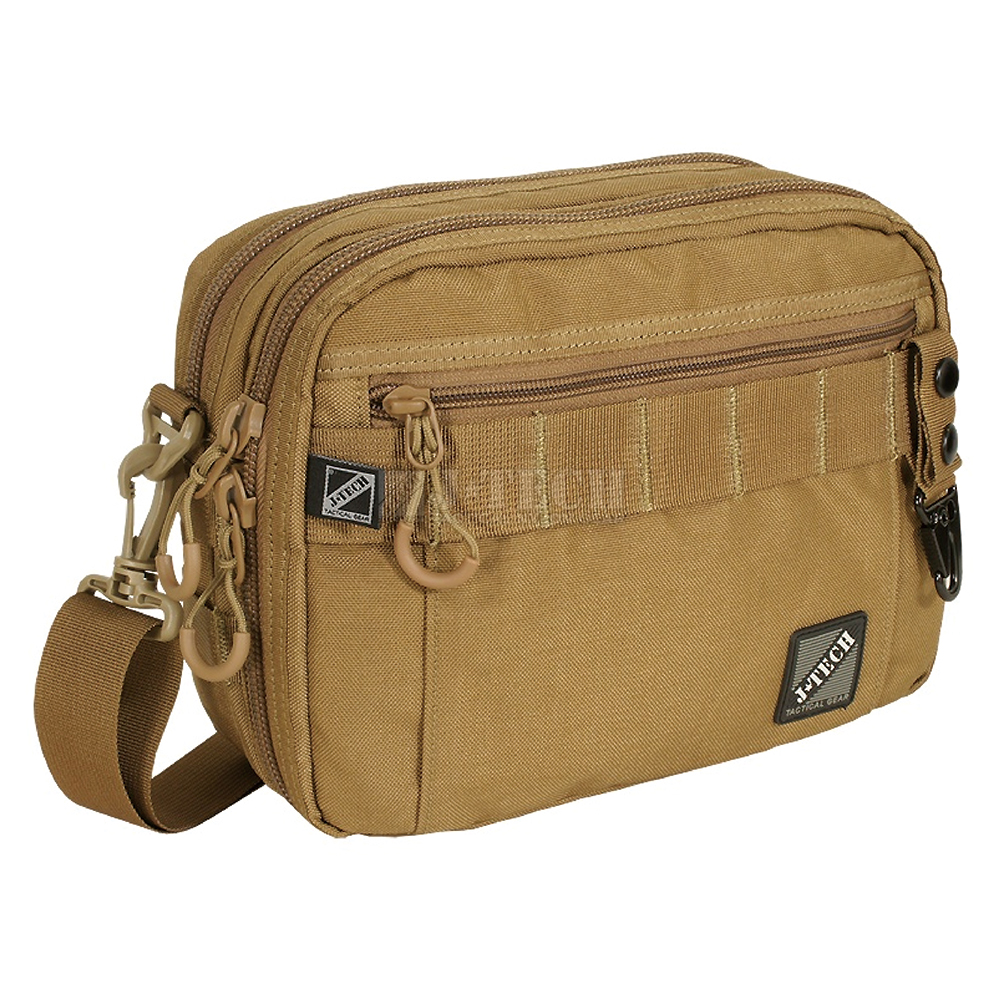 J-TECH JAUNTY-1 B4橫式事務袋