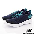 NewBalance 針織輕量運動鞋款 CVNO藍色(中大童段)