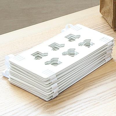 澄境 專利設計直立式快速摺衣板(40入)-DIY @ Y!購物