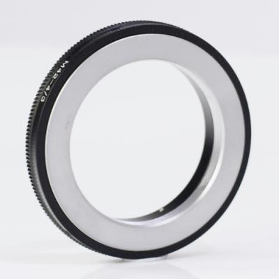 RJ鏡頭轉接環M42-OM43即M42-4/3(銅+鋁)