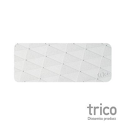 TRICO 極簡速乾珪藻土combo type杯墊/皂墊-灰