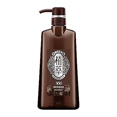 植萃566 無矽靈健髮洗髮露 咖啡因養髮型-500g