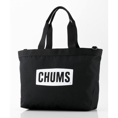 CHUMS Logo Tote Bag托特包 黑色-CH603129K001