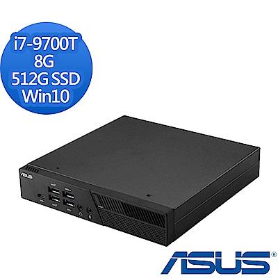 ASUS 華碩 PB60-97TUZAA i7-9700T八核心/8G/512G SSD/Win10 迷你電腦