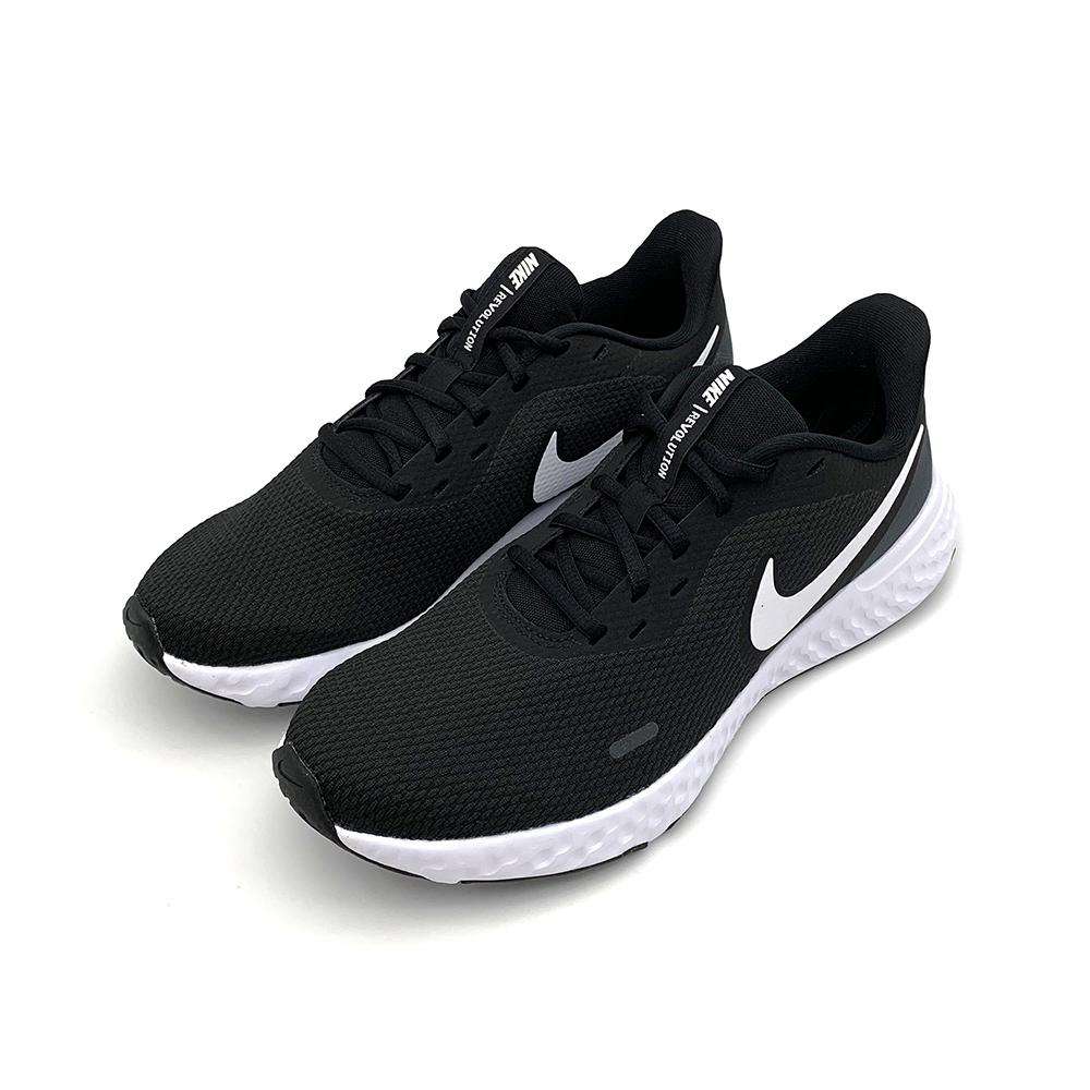 NIKE REVOLUTION 5男慢跑鞋-BQ3204002