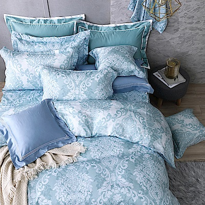 OLIVIA  Miranda  標準雙人床包被套四件組 天絲™萊賽爾